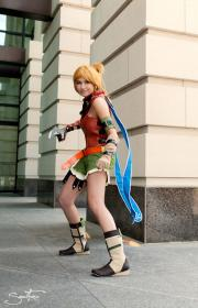 Rikku from Final Fantasy X worn by Fushicho