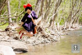 Kiki from Kiki's Delivery Service (Worn by Fushicho)