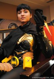 Cassandra Cain from Batman worn by Fushicho