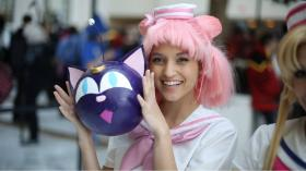Luna from Sailor Moon