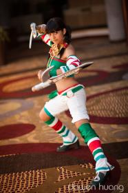 Talim from Soul Calibur 2