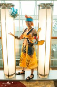 Wakka from Final Fantasy X worn by Fushicho
