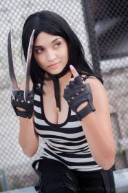 X-23 from X-Men worn by Fushicho