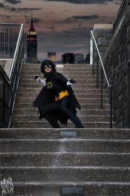 Batgirl from Batman worn by Fushicho
