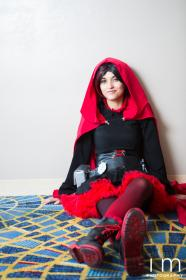 Ruby from RWBY worn by Fushicho