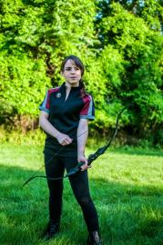 Katniss Everdeen from Hunger Games, The worn by Toxik Valentine