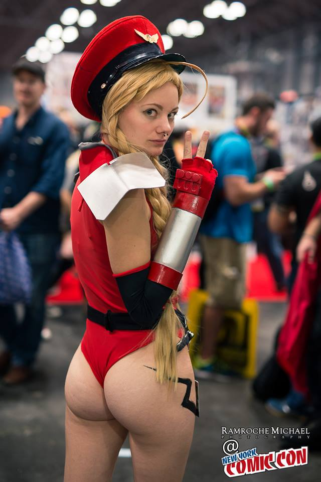 Cammy big ass