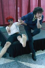 Spike Spiegel from Cowboy Bebop worn by Sakura Ouji