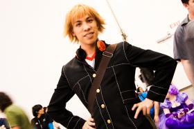 Yosuke Hanamura from Persona 4 worn by Sakura Ouji