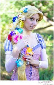 Rapunzel from Tangled by Hachiko Nana
