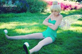 Tinker Bell from Peter Pan by Hachiko Nana