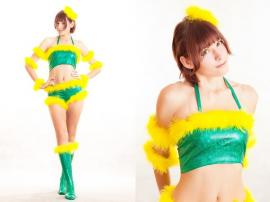 Ai Takahashi from Morning Musume