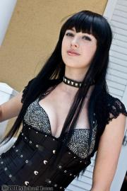 Amber Sweet from Repo the Genetic Opera worn by Alouette