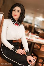 Elizabeth from Bioshock Infinite by Alouette