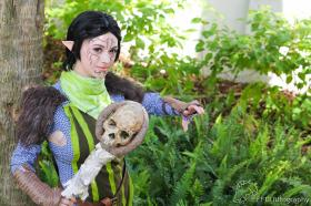 Merrill from Dragon Age 2 by Alouette