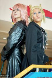 Marluxia from Kingdom Hearts: Chain of Memories worn by Alouette