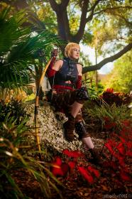 Sera  from Dragon Age 3: Inquisition  by Alouette