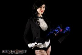 Zatanna Zatarra from DC Comics worn by Alouette
