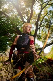 Sera  from Dragon Age 3: Inquisition