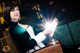 Elizabeth from Bioshock Infinite worn by Alouette