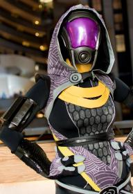 Tali'Zorah Vas Normandy from Mass Effect 2 worn by Alouette