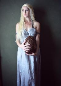 Daenerys Stormborn of House Targeryen from Game of Thrones worn by Alouette