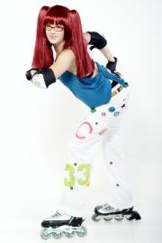 Ringo Noyamano from Air Gear worn by Alouette