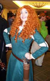 Merida from Brave worn by Alouette