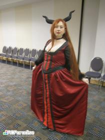Maou-sama from Maoyuu Maou Yuusha worn by Cerulean Rogue/Andrea Austin