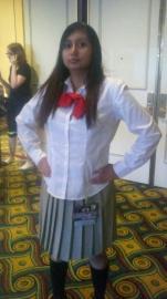 Misaki Ayuzawa from Kaichou wa Maid-Sama! worn by Estela Cosplay