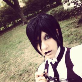 Sebastian Michaelis from Black Butler worn by Karkash
