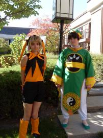 Syaoran Li from Card Captor Sakura worn by Kay