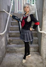 Peko Pekoyama from Super Dangan Ronpa 2 worn by qnng