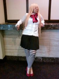 Amane Misa from Death Note worn by ImBrooklynRage