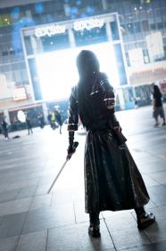 Kirito from Sword Art Online  by MobileSuitGuy
