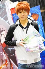 Shirou Emiya from Fate/Stay Night  by MobileSuitGuy