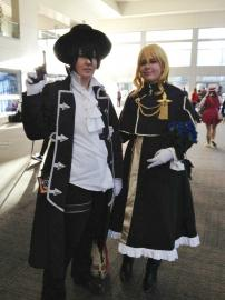 Gilbert Nightray (Raven) from Pandora Hearts worn by ShinyWoopers