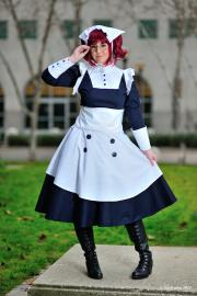 Maylene from Black Butler worn by ShinyWoopers