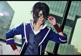 Saruhiko Fushimi from K / K Project worn by Lighting