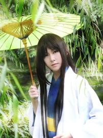 Kotaro Katsura from Gintama worn by Lighting