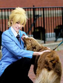 Tamaki Suoh from Ouran High School Host Club worn by Lighting