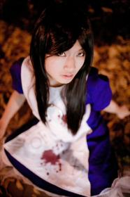 Alice from American McGee's Alice worn by Rennai
