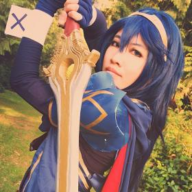 Lucina from Fire Emblem: Awakening worn by Rennai