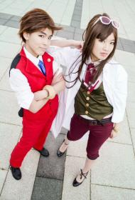 Ema Skye from Apollo Justice: Ace Attorney worn by Rennai