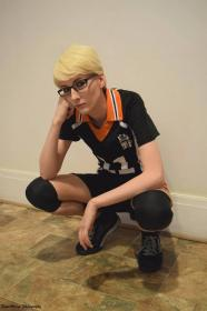 Tsukishima Kei from Haikyuu!! worn by Moe