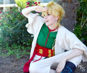 Alibaba Saluja from Magi Labyrinth of Magic worn by Moe