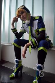 Noiz from DRAMAtical Murder by Moe
