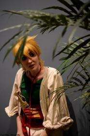 Alibaba Saluja from Magi Labyrinth of Magic by Moe