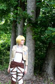 Armin Arlelt from Attack on Titan worn by Moe