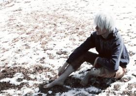 Jack Frost from Rise of the Guardians worn by Moe